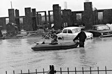 Alluvione del 4 Novembre 1966 a Figline Valdarno