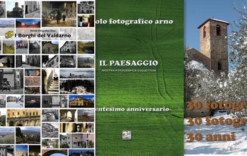Pubblicazioni Circolo Fotografico Arno